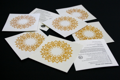 temporäre gold tattoos alcon pharma