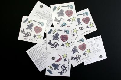 kinder-tattoos peek & cloppenburg