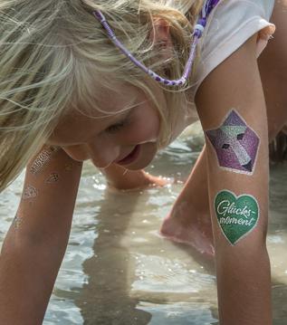 Tattoo für Kinder
