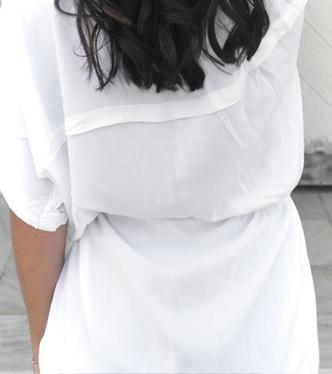 Model von hinten