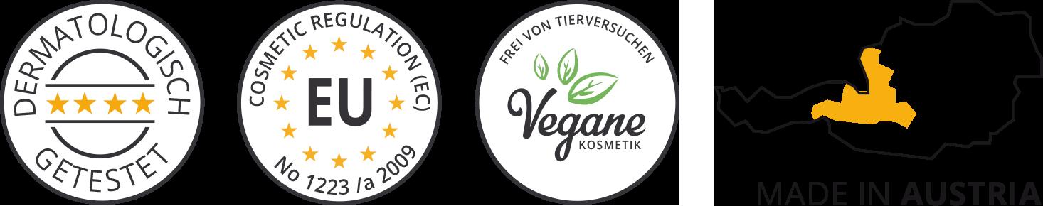 zertifizierte Klebetattoos aus Österreich