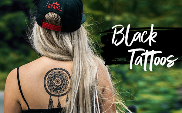 Black Tattoos