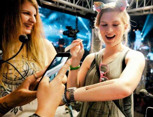 Festival-Tattoos Gewinnspiel