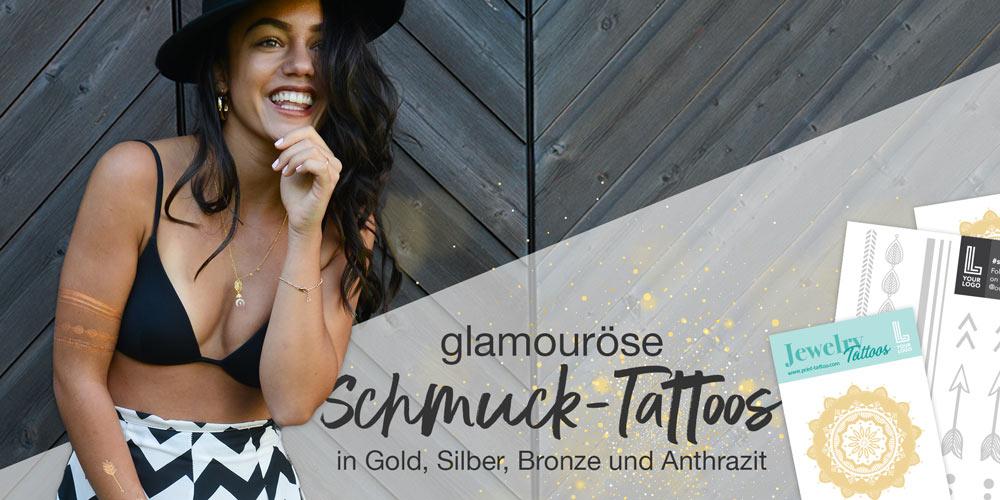 Individuelle schmuck tattoos bestellen