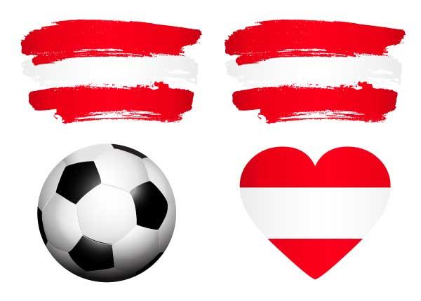 Fußball Tattoos Österreich