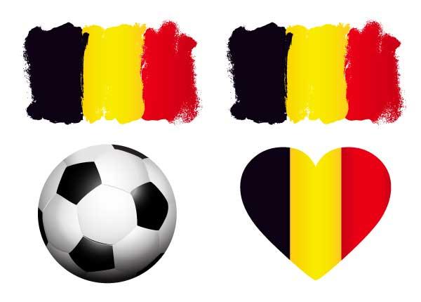 Fußball Tattoos Belgien