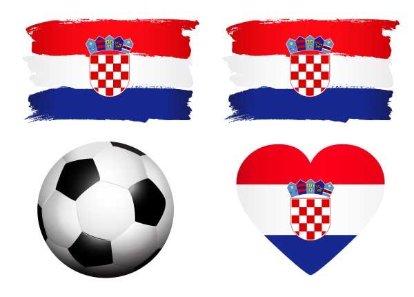 Fußball Tattoos Kroatien