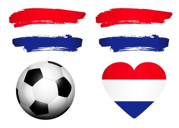 Fußball Tattoos Niederlande